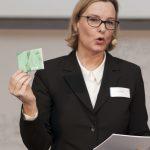 Foto mit der Moderatorin Marija Bakker